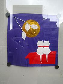 『折り紙教室』のみなさんの作品