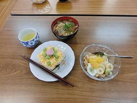 2/14 食と栄養のお話しとクッキング教室