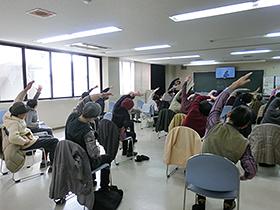 2/28 いきいき百歳体操『体験講座』