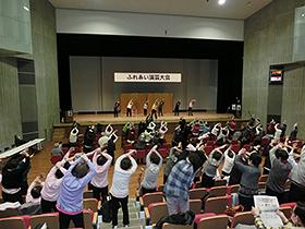 3/7 ふれあい演芸大会