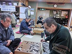3/17 大阪城南ロータリークラブ会長杯 囲碁・将棋大会