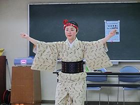 琉球舞踊サークル『美(ちゅら)』