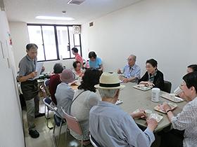 6/28 今里 オレンジ かふぇ(喫茶)