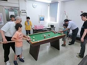 8/3 世代間交流 みにバンパー大会&ミニみにバンパー教室