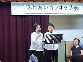 8/6 カラオケ大会