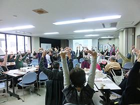 11/22 ③うたごえ喫茶&和太鼓体験