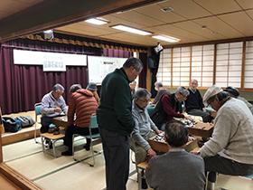 12/20 第43回東成区老人福祉センター館長杯 囲碁・将棋大会