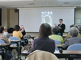 シニア向け携帯電話体験講座