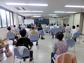 9/30 いきいき百歳体操『おさらい会』