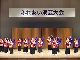 琉球舞踊サークル「美」