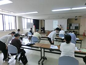 超かんたんスマートフォン体験教室