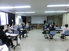 初めての楽しくわかるiPhone体験教室