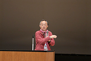 平成27年度 社会福祉講演会の様子