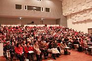 平成28年度 社会福祉講演会の様子