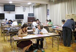 大成識字・日本語交流教室ボランティア